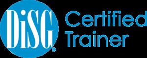 DiSG Certified Trainer Logo